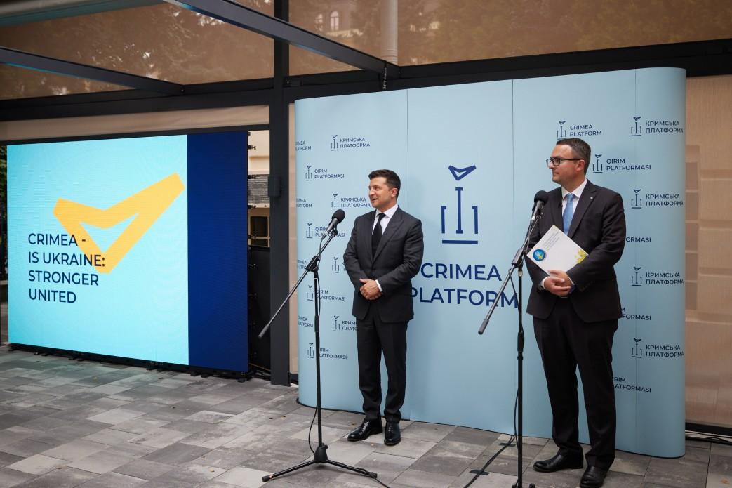 Найголовніше – результат: у Києві відкрили офіс Кримської платформи