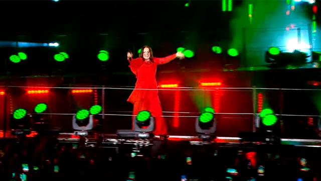 Софія Ротару – Червона рута, Одна калина – концерт на День Незалежності 2021 в Олімпійському