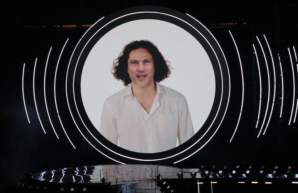 Досі живий: віртуальний Скрябін виступив на Олімпійському