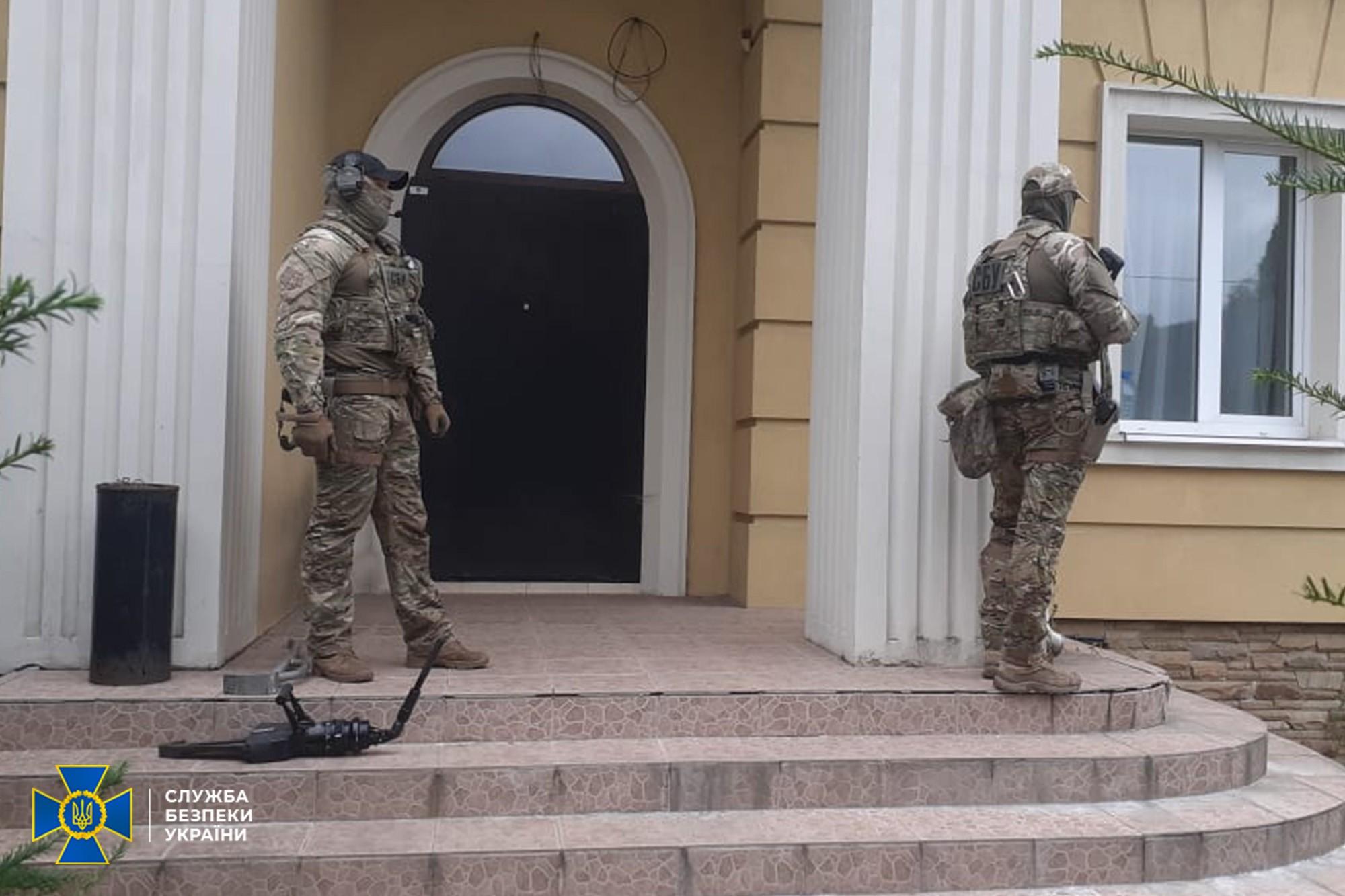 СБУ викрила ще одну корупційну схему в Укразалізниці