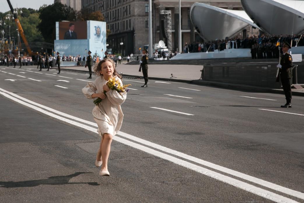 Режисер параду до Дня Незалежності: Існувала вірогідність, що ми нічого не встигнемо
