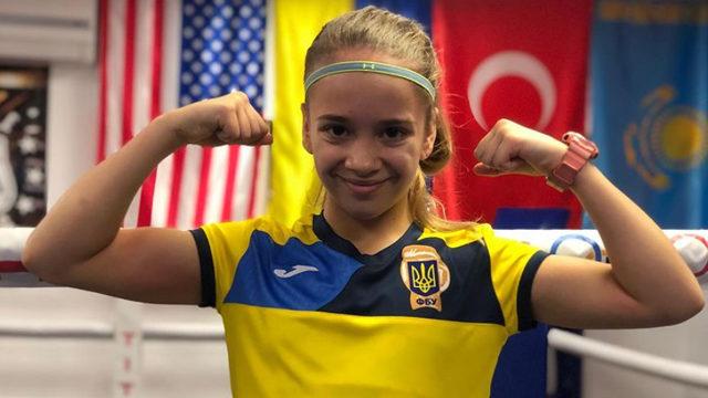 57 боїв і жодної поразки: історія 13-річної дівчинки-боксера Кіри Макогоненко
