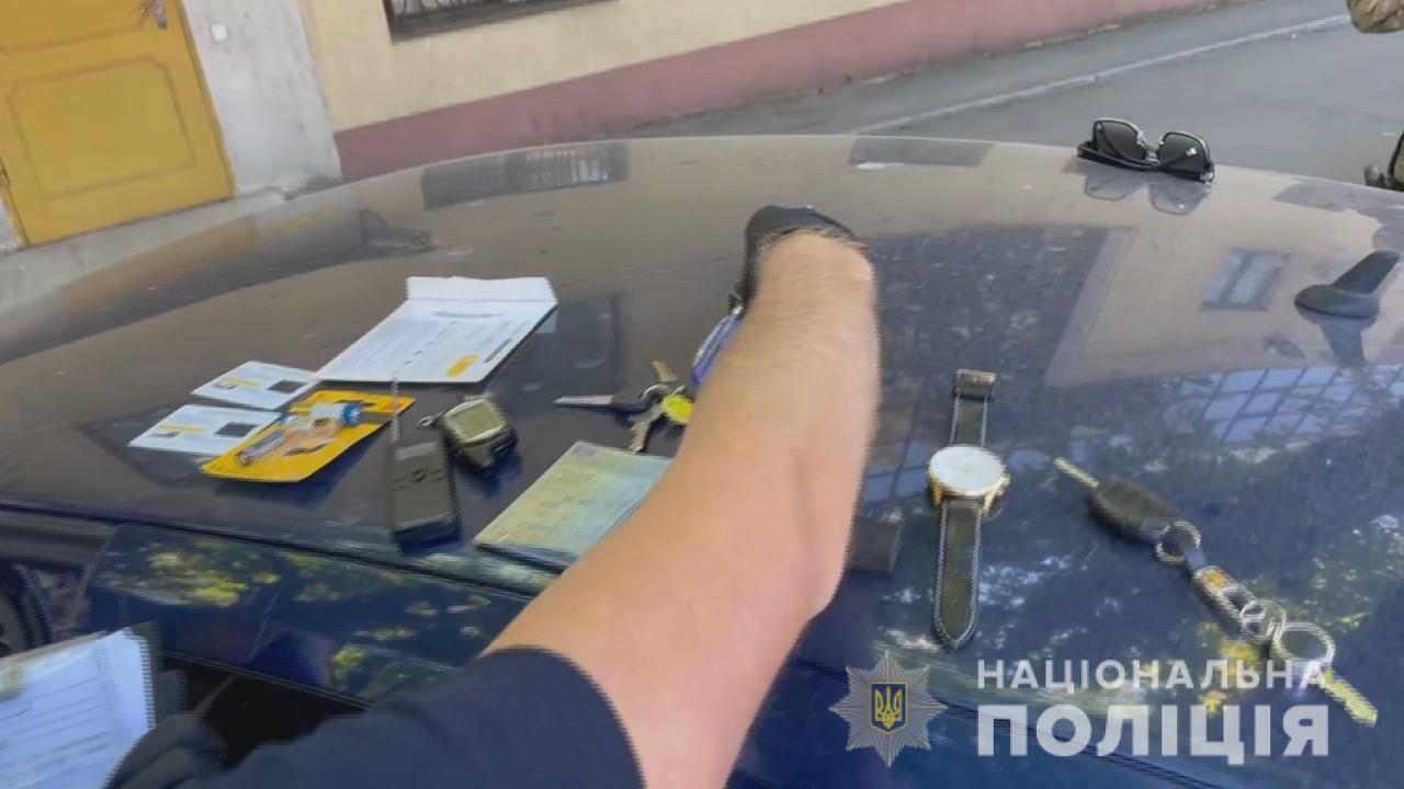Новини Одеси: затримано двох росіян за крадіжки – подробиці та фото
