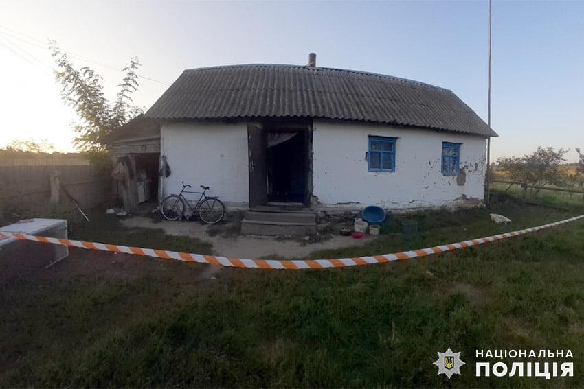 Новини Хмельниччини – чоловік вбив жінку вдома і намагався втекти (ФОТО)