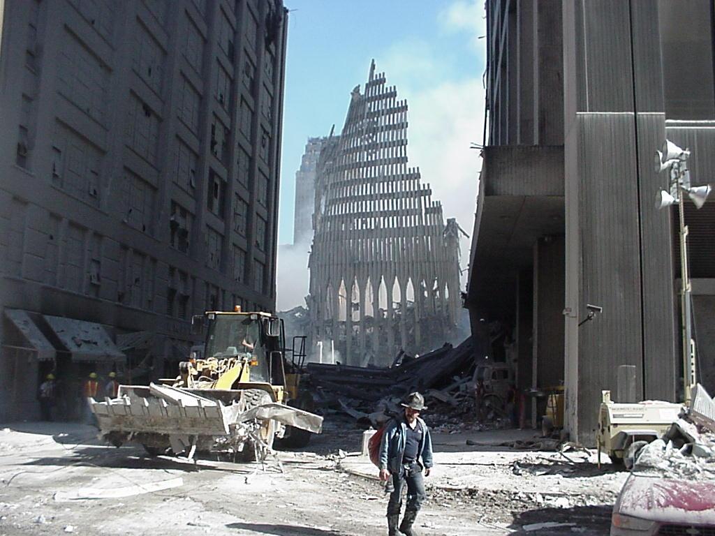 Наймасштабніший теракт в історії людства: у США розсекретили унікальні кадри