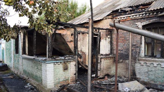 На Вінниччині рецидивіст живцем спалив у будинку родича