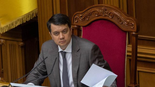 Голова Верховної Ради Разумков вдруге одужав після Covid-19