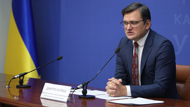 Кулеба рассказал, чего Украина ждет от нового правительства Германии