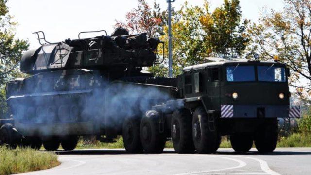 Повітряні сили України посилили систему оборони на північному напрямку
