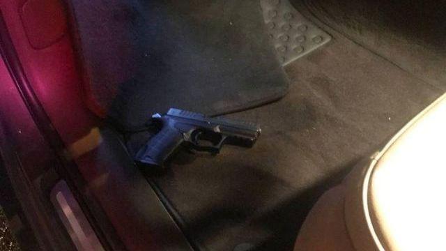Стрельба на Киевщине: 33-летний мужчина устроил гонку на автомобиле