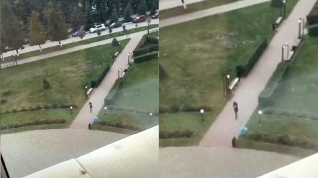 У російській Пермі невідомий відкрив стрілянину в університеті