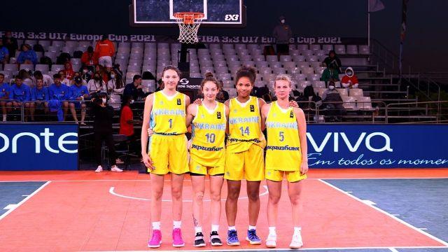 Мужская юношеская сборная Украины завоевала серебро на чемпионате Европы в Португалии