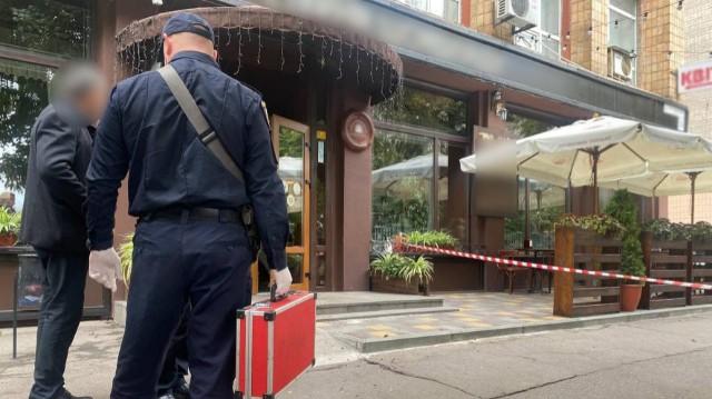 Загибель бізнесмена в Черкасах: з'явилося відео моменту вбивства