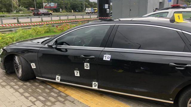 Замах на Сергія Шефіра біля Лісників: всі подробиці про обстріл авто Шефіра