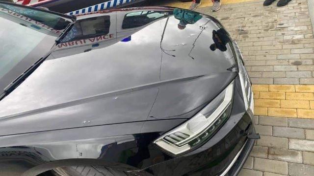 Загрози життю немає: в якому стані водій Шефіра після обстрілу авто
