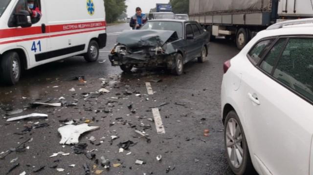 ДТП у Черкаській області – скільки людей постраждало