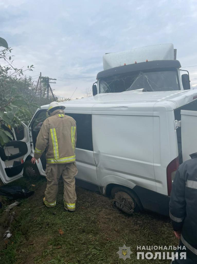 ДТП під Одесою – постраждало 5 осіб, зокрема дитина (ФОТО)