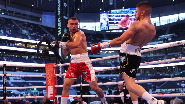 Українець Продан програв чемпіонський пояс IBF роздільним рішенням суддів