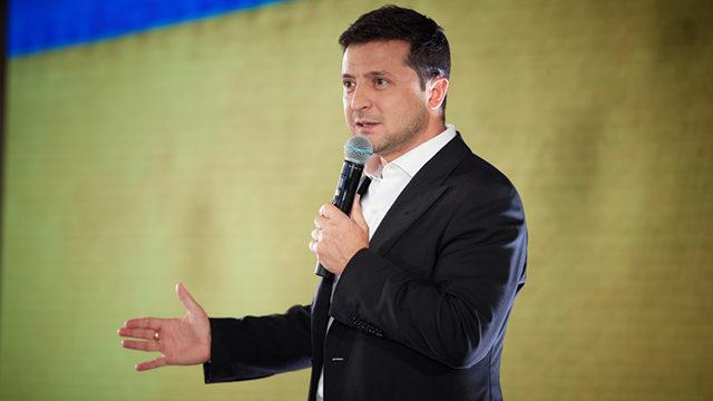 Зеленський: Чорне море і Крим – це не власність однієї людини