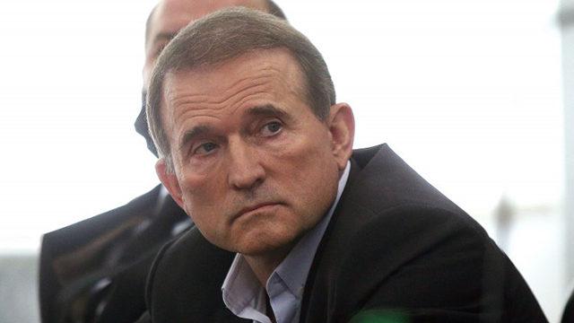 Мене ця ідея не цікавить: Медведчук про пропозицію Зеленського щодо його обміну