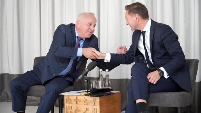 Ярослав Гадзало: сорти селекції Інституту Таїрова можуть стати візитівкою українського виноробства