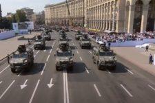У Києві представили унікальну виставку військової техніки