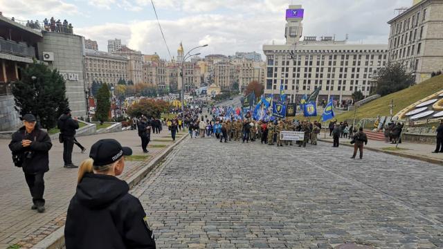 У МВС розповіли, як пройшов День захисника і захисниць України та які порушення були