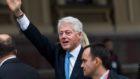 Билл Клинтон уехал из больницы домой