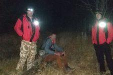 У Карпатах рятувальники знайшли туриста, який заблукав у горах