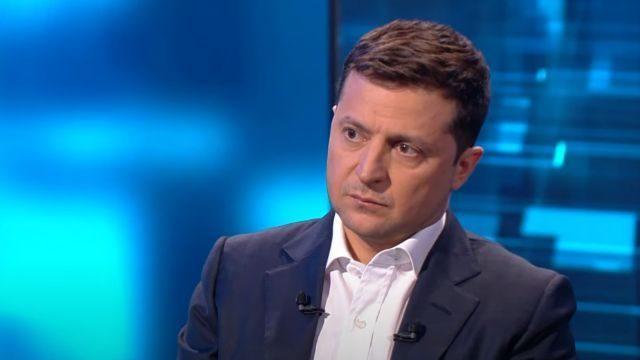 Цены на газ и закон о деолигархизации: что сказал Зеленский в эксклюзивном интервью ICTV