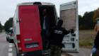 В Польше задержали украинца, который пытался перевезти 27 нелегалов из Ирака