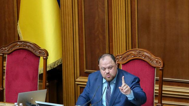 Слуга народу розгляне кадрові ротації в Кабміні на засіданні фракції 18 жовтня – Стефанчук