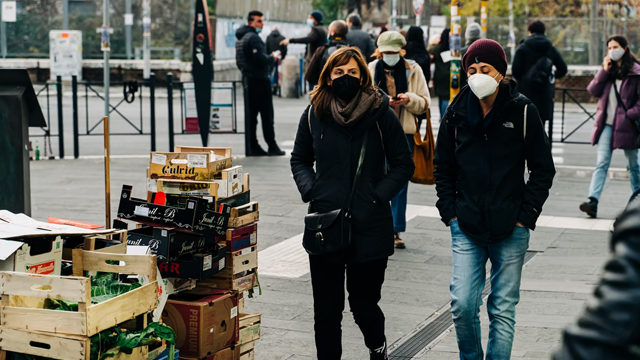 Красная зона распространяется по Украине: какие ограничения она предусматривает